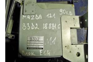 б/у Блоки управления двигателем Mazda 121