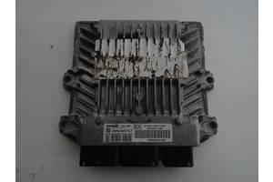 б/у Блоки управления двигателем Citroen C4