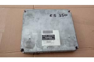 б/у Блоки управления двигателем Lexus ES