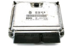 б/у Блоки управления двигателем Fiat Ibiza