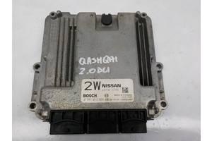 б/у Блоки управления двигателем Nissan Qashqai