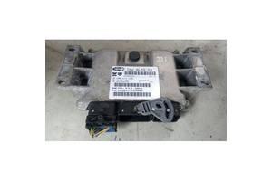 Блоки управления печкой/климатконтролем Peugeot 206