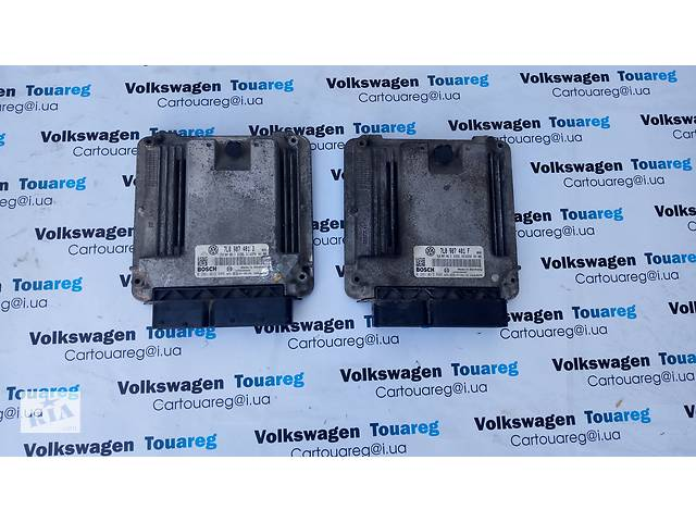 Блок управления двигателем Volkswagen Touareg Туарег Таурег 3.0 TDi V6 7L0907401D- объявление о продаже  в Ровно