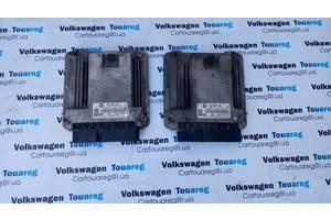 Блок управления двигателем Volkswagen Touareg Туарег Таурег 3.0 TDi V6 7L0907401D