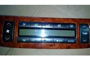 б/у Блоки управления печкой/климатконтролем Toyota Camry