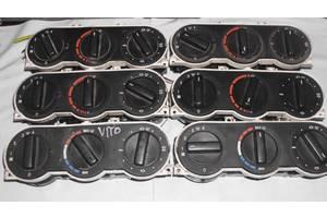 б/у Блоки управления печкой/климатконтролем Mercedes Vito груз.