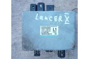 Блоки управления Mitsubishi Lancer X