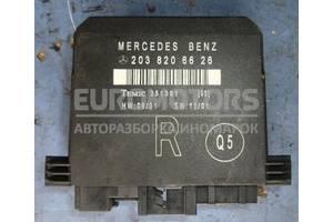 Блок управления задней правой двери Mercedes C-class (W203) 2000-2007 2038206626