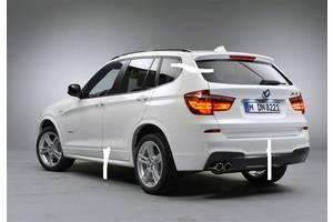 Четверти автомобиля BMW X3