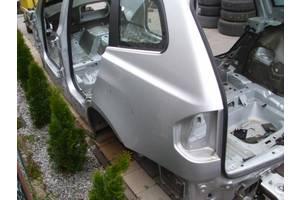 чверті автомобіля BMW X3