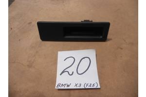 б/у Ручки двери BMW X3