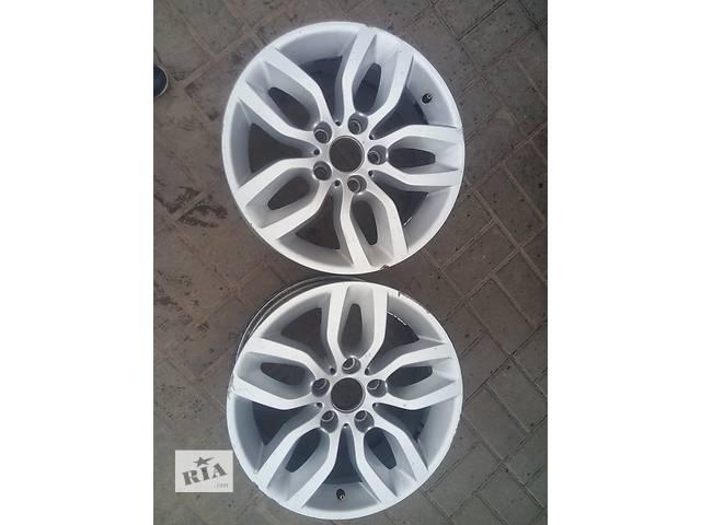 BMW X3 X4 F25 F26 Диски 7,5JX17EH2 ET32 6787576 R17- объявление о продаже  в Львове