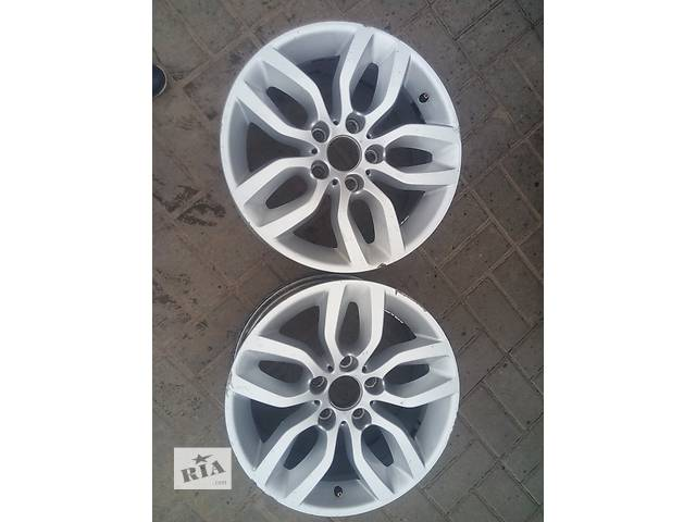 купить бу BMW X3 X4 F25 F26 Диски 7,5JX17EH2 ET32 6787576 R17 в Львове