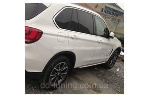 Подножки BMW X5