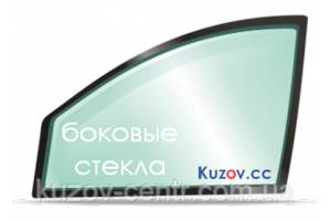 Боковое стекло двери левое заднее Hyundai ACCENT 1999-2006
