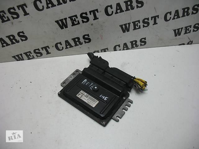 бу Б/У 2006 - 2012 Note Бортовой компьютер. Выбор №1 в Луцке