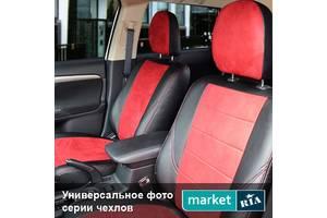 Нові сидіння MG 350