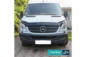 Дефлекторы капота Mercedes Sprinter
