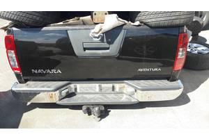 б/у Бамперы задние Nissan Navara