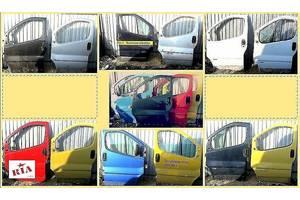 б/у Двери передние Renault Trafic