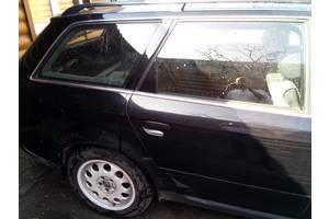 Двери задние Audi A6
