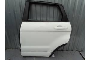 б/у Двери задние Land Rover Range Rover