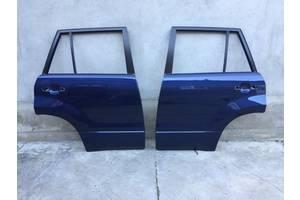 Двери задние Suzuki Grand Vitara
