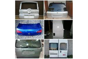 б/у Крышки багажника Peugeot 607