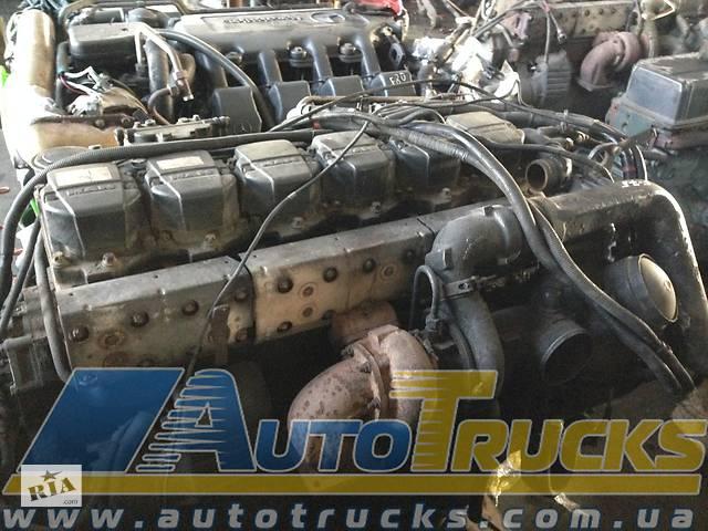 продам Двигатель D2876 LF01-03/06/08/14/17 Б/у для MAN бу в Черновцах