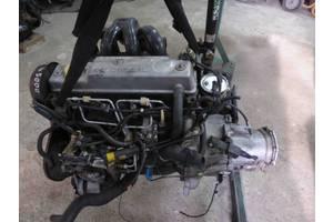 Двигатели Ford Escort