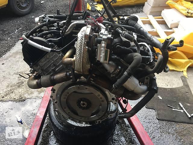 купить бу Двигатель Мотор 3.0TDI CRC Volkswagen Touareg Audi Q7 Porsche Cayenne в Ровно