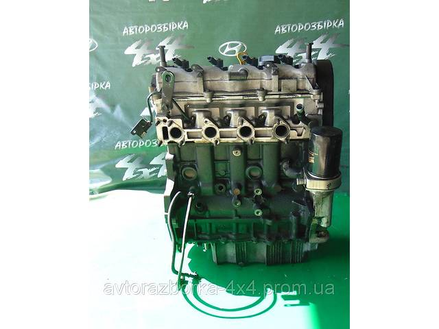 купить бу Двигун мотор двигун 2.0 АКПП CRDi 140 л. с. 103 кВт Hyundai Tucson Хюндай Туксон Хундай з 2004 р. в Рівному