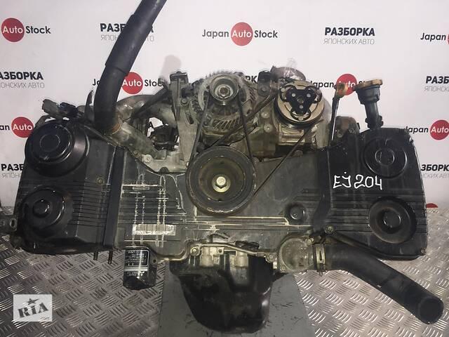бу Двигатель Subaru Forester, Impreza, Legacy, объём 2.0 EJ-20, 2007-2012 в Киеве