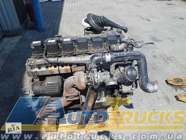 продам Двигатель TGA 18.480 D2866 LF20-25/29-31/34/35/38/39/40/45 Б/у для MAN бу в Черновцах