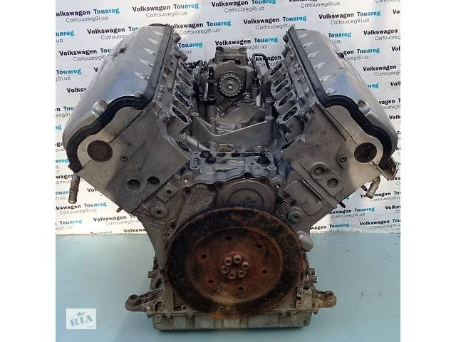 бу Двигатель Volkswagen Touareg 5.0 TDI V10 2003-2009 (Мотор Двигун) в Ровно