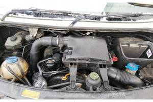 Двигун Двигатель Мотор BJK Volkswagen Crafter 2.5 2008p 80кВт Фольксваген Крафтер
