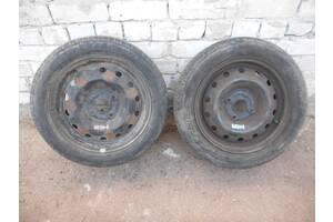 Диск 6Jx15 ET44 резина 195/55 R15 85V Firestone Norauto колеса диски
