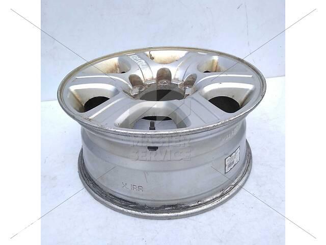 Б/у Диск колёсный 7J R16 литьё 16*7/6*139.7/43/107.1 SSANGYONG REXTON 01-06  4173008210- объявление о продаже  в Харкові