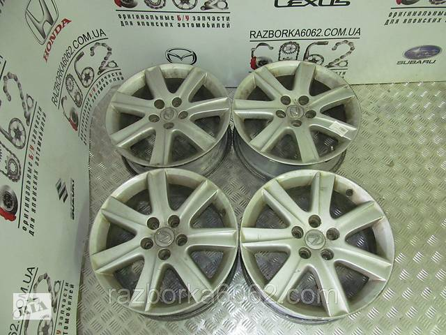 продам Диск колесный R-17 комплект Lexus ES (GSV40) 06-13 (Лексус ЕС ГСВ40) бу в Києві