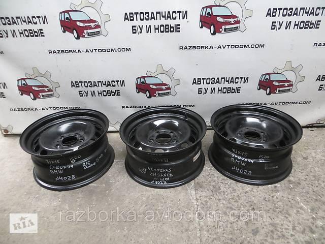 купить бу Диск колесный R15 BMW E39 E34 5x120x74 ET20 7Jx15 OE:153401 в Кременчуці