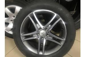 Новые диски с шинами Mercedes 220