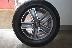 Новые диски с шинами Renault Master груз.