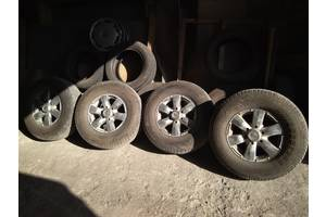 Диск с шиной DOTZ R16 265/70 R16 (всесезон) для Mitsubishi Pajero,Mitsub Pajero Wagon,Mitsub Pajero Sport, Nissan Patrol
