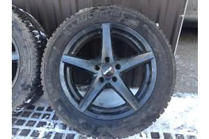 Диски з шинами Toyota Rav 4
