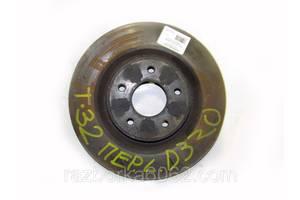 Нові Гальмівні диски Nissan X-Trail