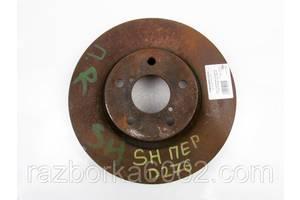 Тормозные диски Subaru Forester