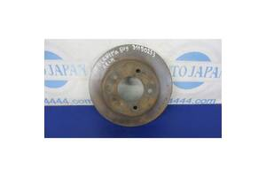 Диск тормозной задний HYUNDAI ELANTRA MD 10-15