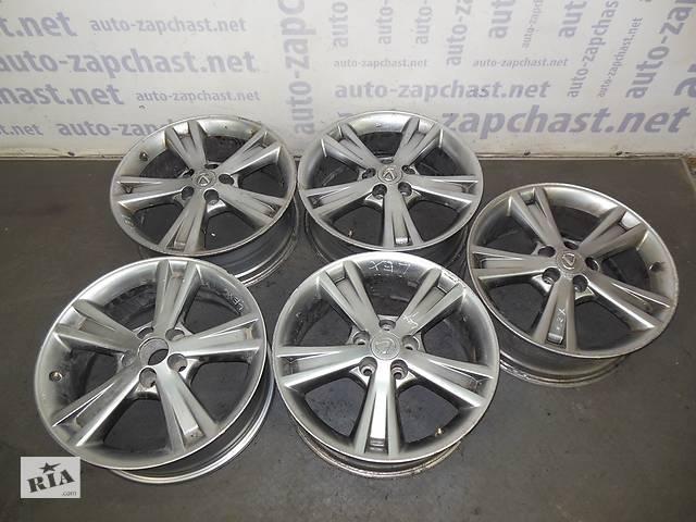 бу Диск титан R-18 (комплект) Lexus RX 2003-2009 (Лексус Рх), БУ-164077 в Ровно
