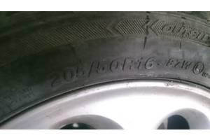 диски с шинами Renault Kangoo