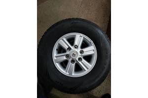 диски с шинами Toyota Hilux